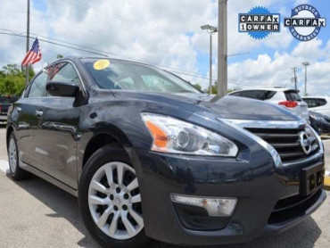 2013 Nissan Altima 4D Sedan - 514001 - Image 1
