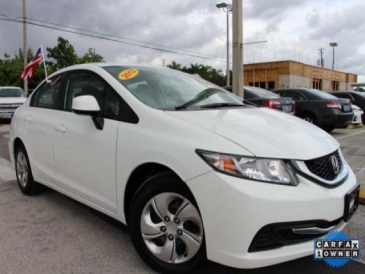 2013 Honda Civic  4D Sedan  - 079708 - Image 1