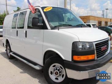 2014 GMC Savana G2500 HD 3D Cargo Van  - 910049 - Image 1
