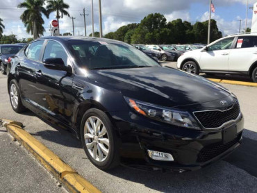 2014 Kia Optima 4D Sedan - 305782 - Image 1
